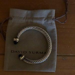David Yurman cuff 7mm size medium